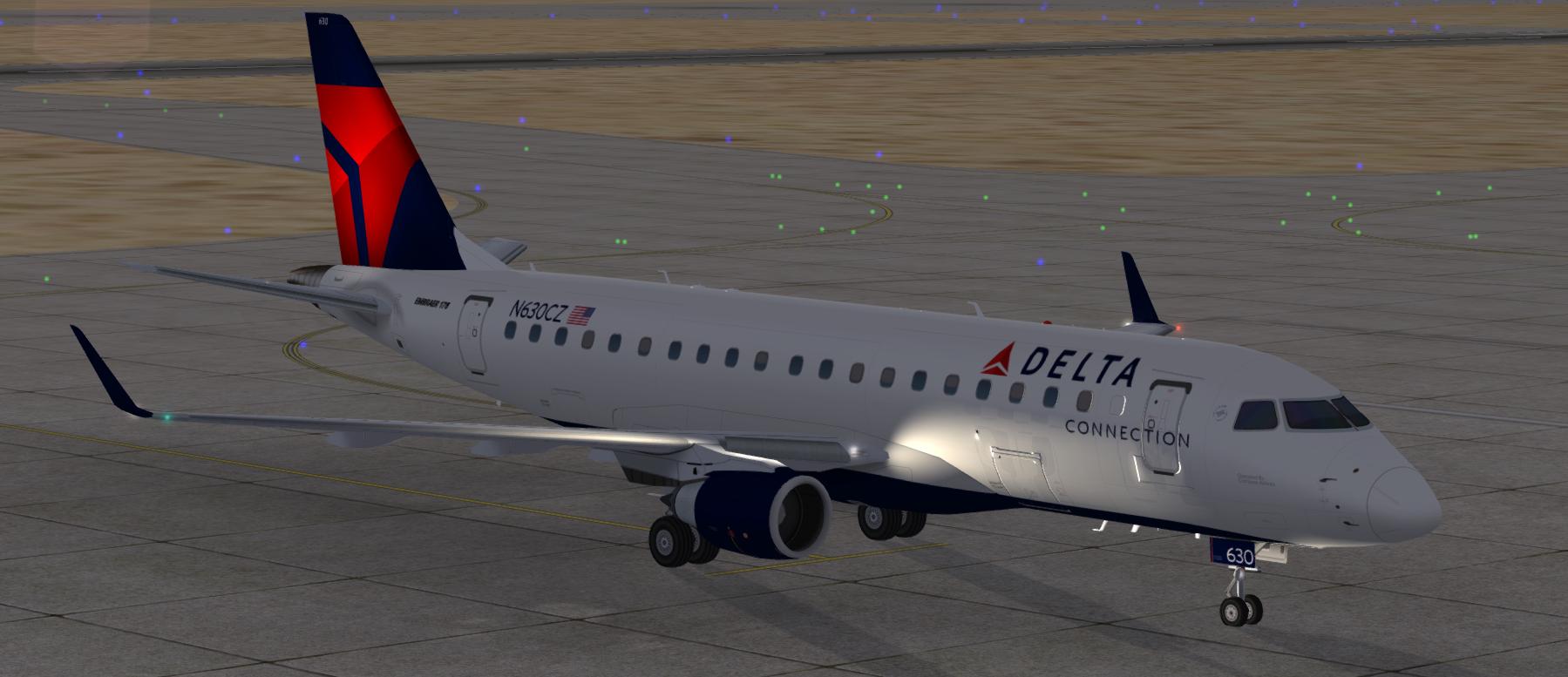 RFSL Embraer E-175 Update - The Flying Carpet Hub