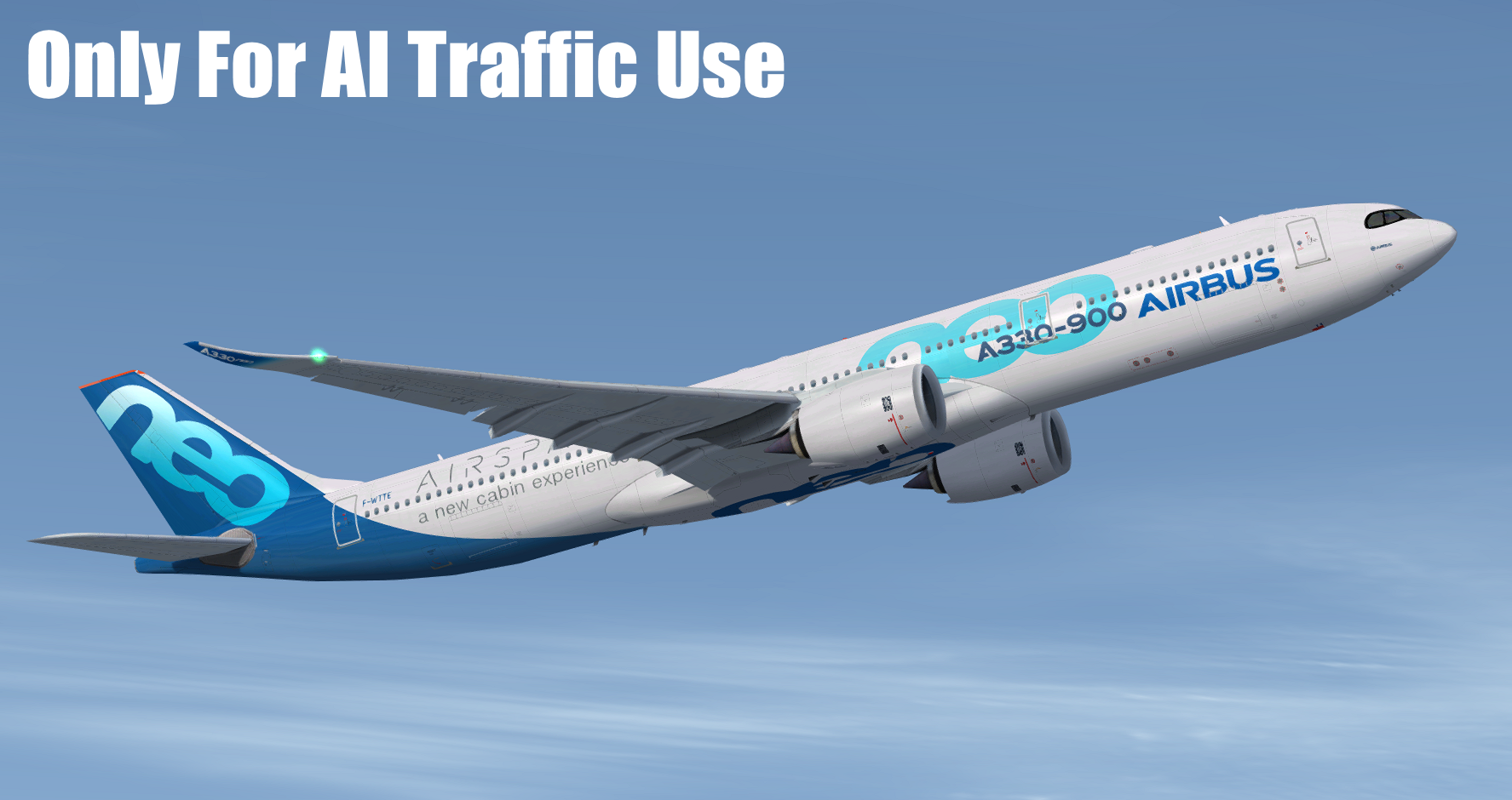 FSPXAI new Airbus A330NEO is here! - The Flying Carpet Hub