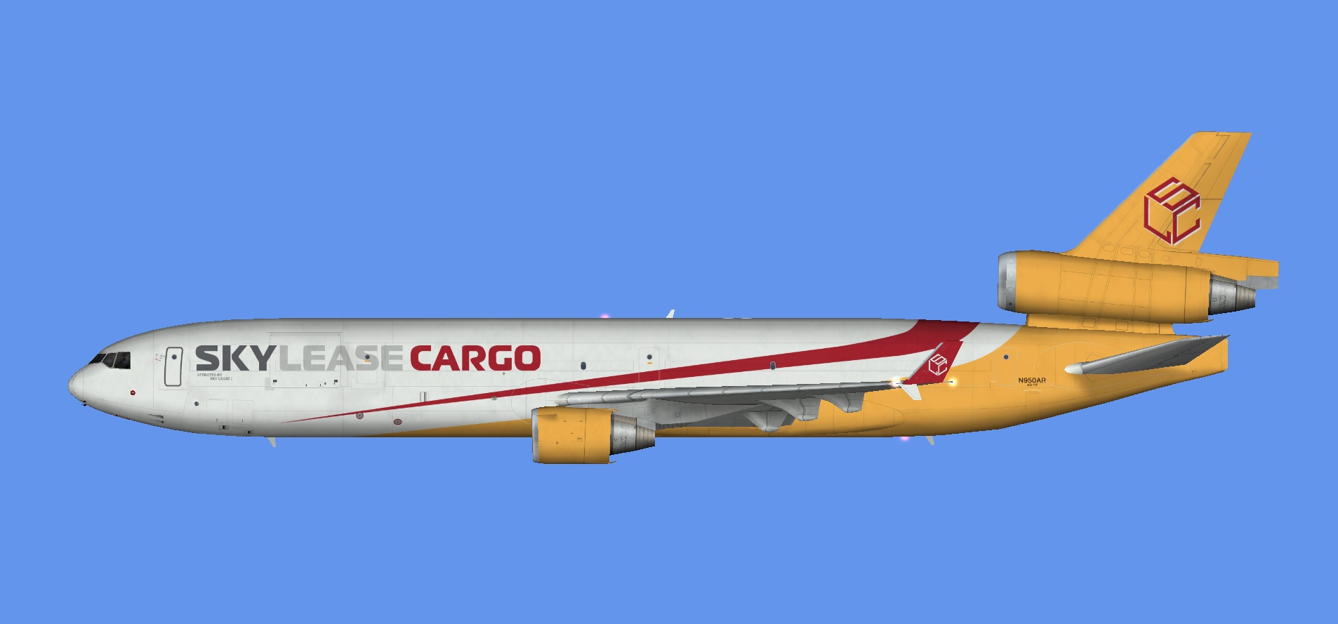 Sky Lease Cargo MD-11 (FSP)