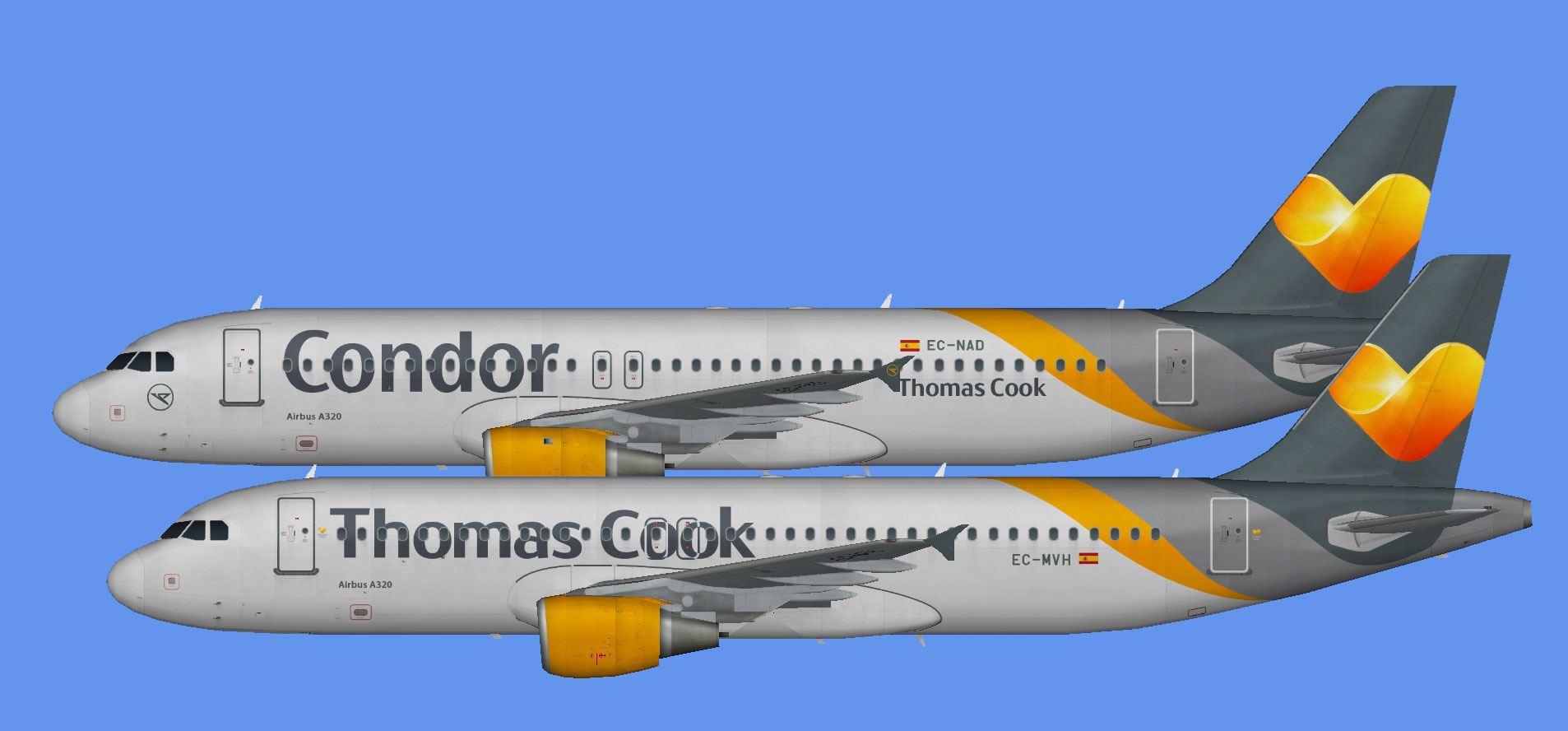 Thomas Cook Airlines Balearics Airbus A320
