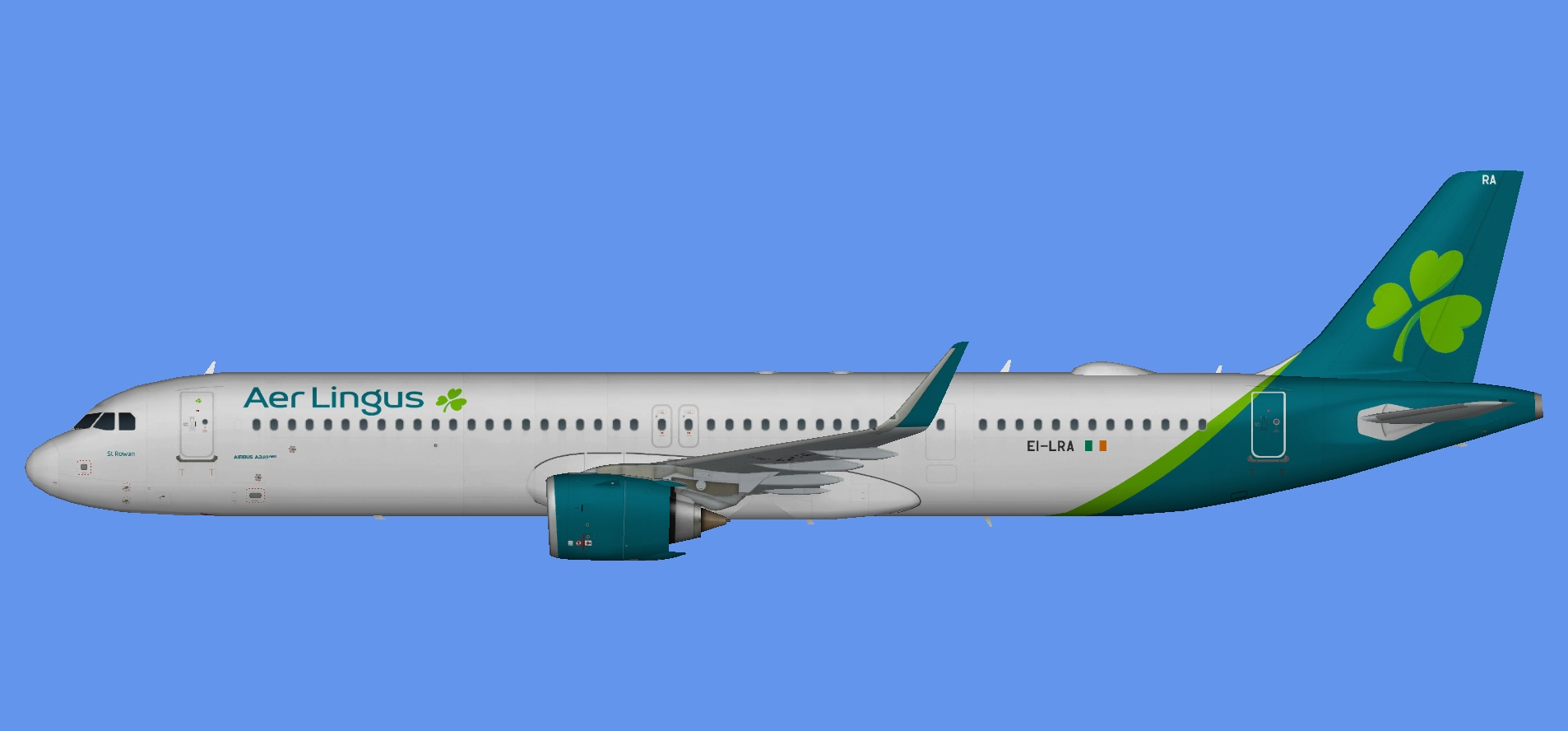 Aer Lingus Airbus A321neo
