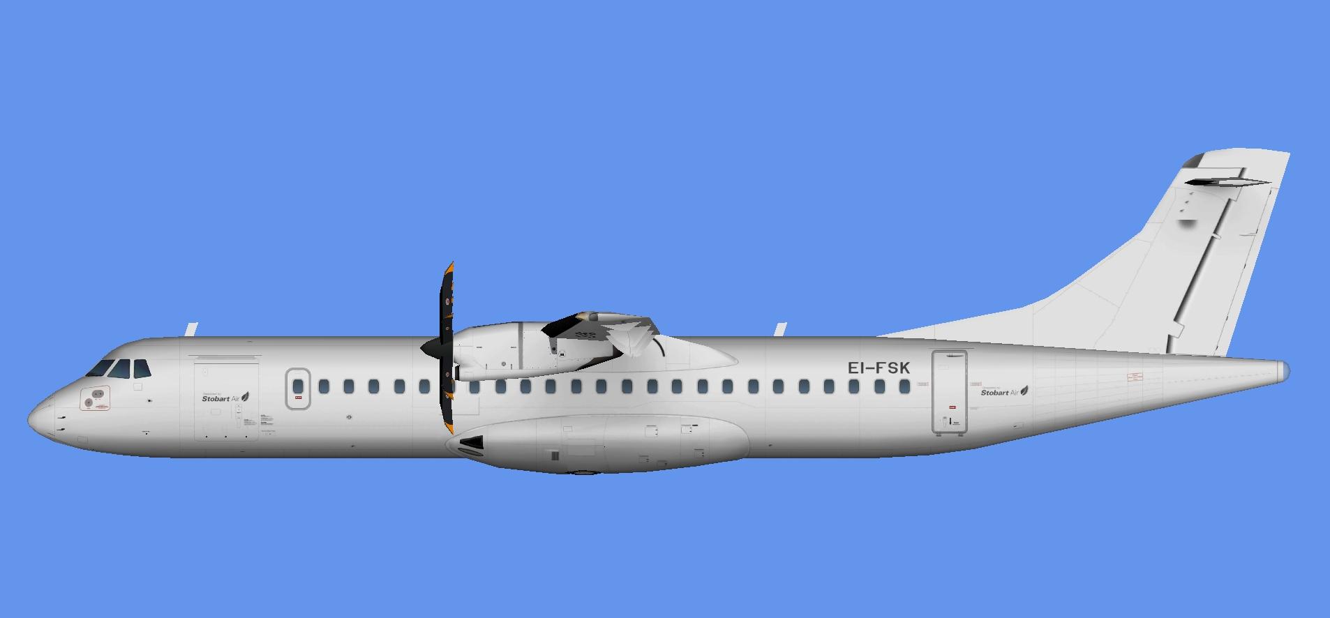 Aer Lingus Regional ATR 42-600 - The Flying Carpet Hub