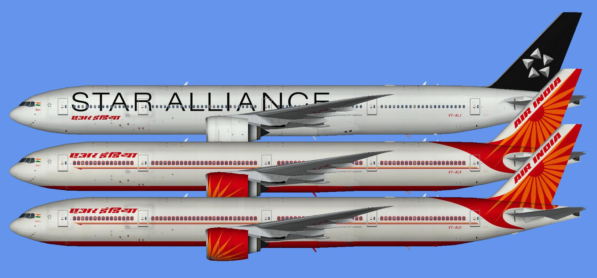 Air India - The Flying Carpet Hub