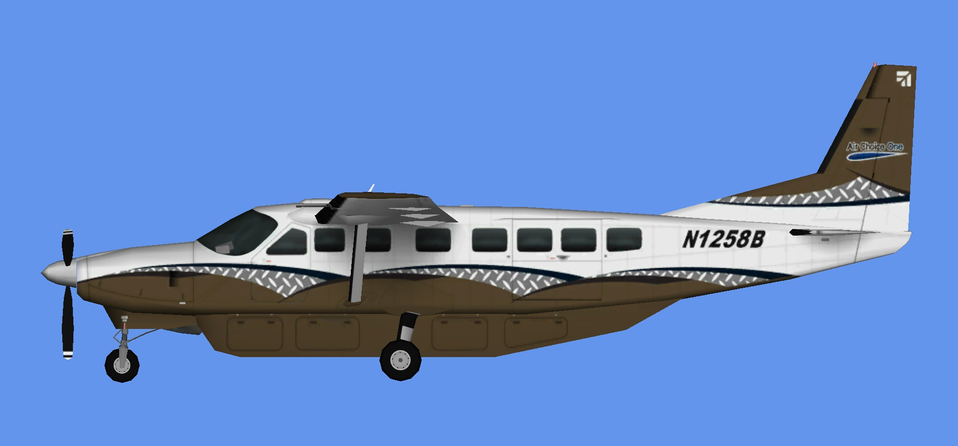Air Choice One Cessna 208B