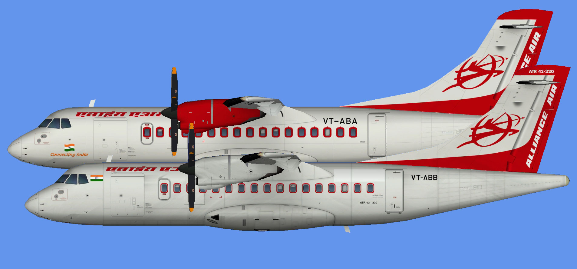 Alliance Air ATR 42