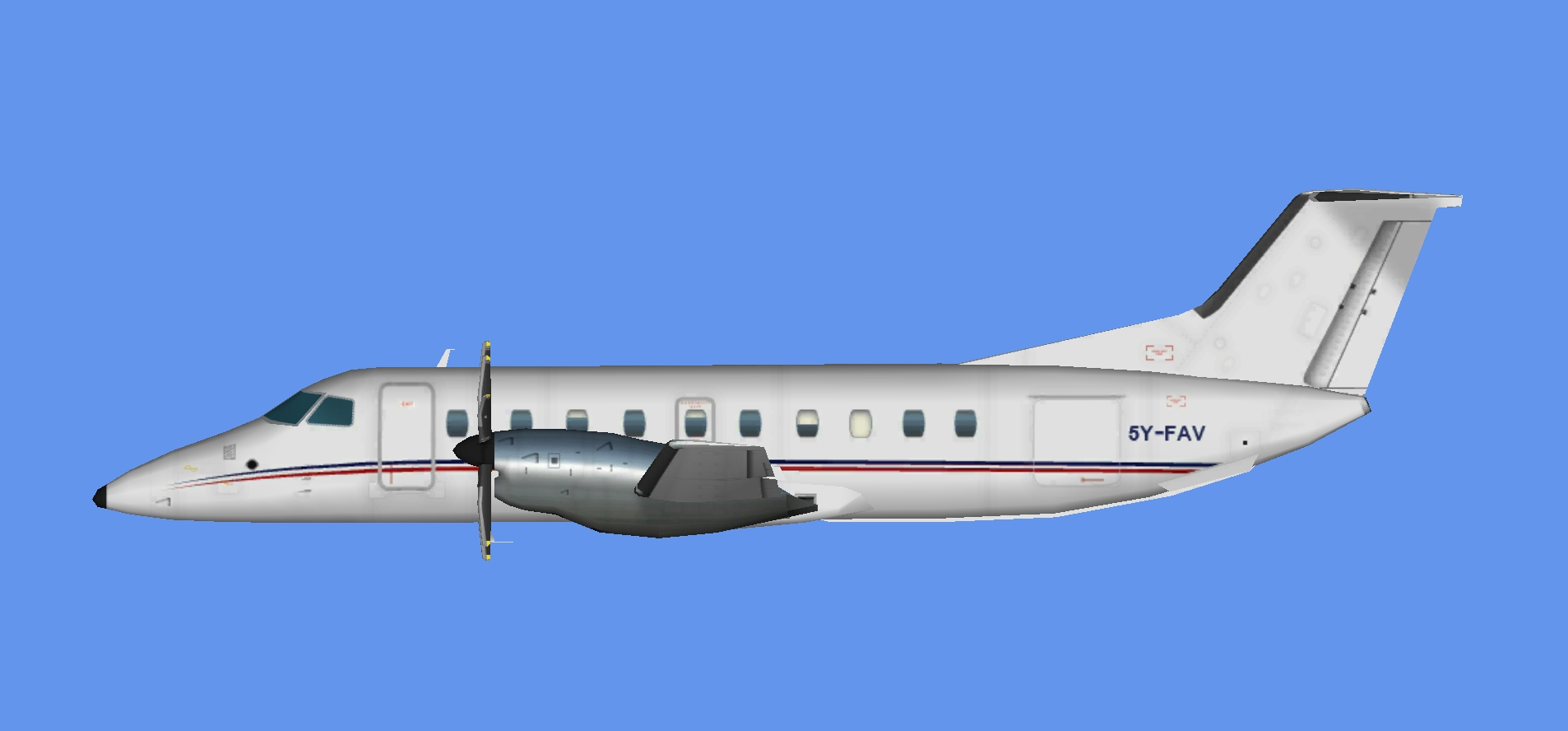 Freedom Airline EMB-120