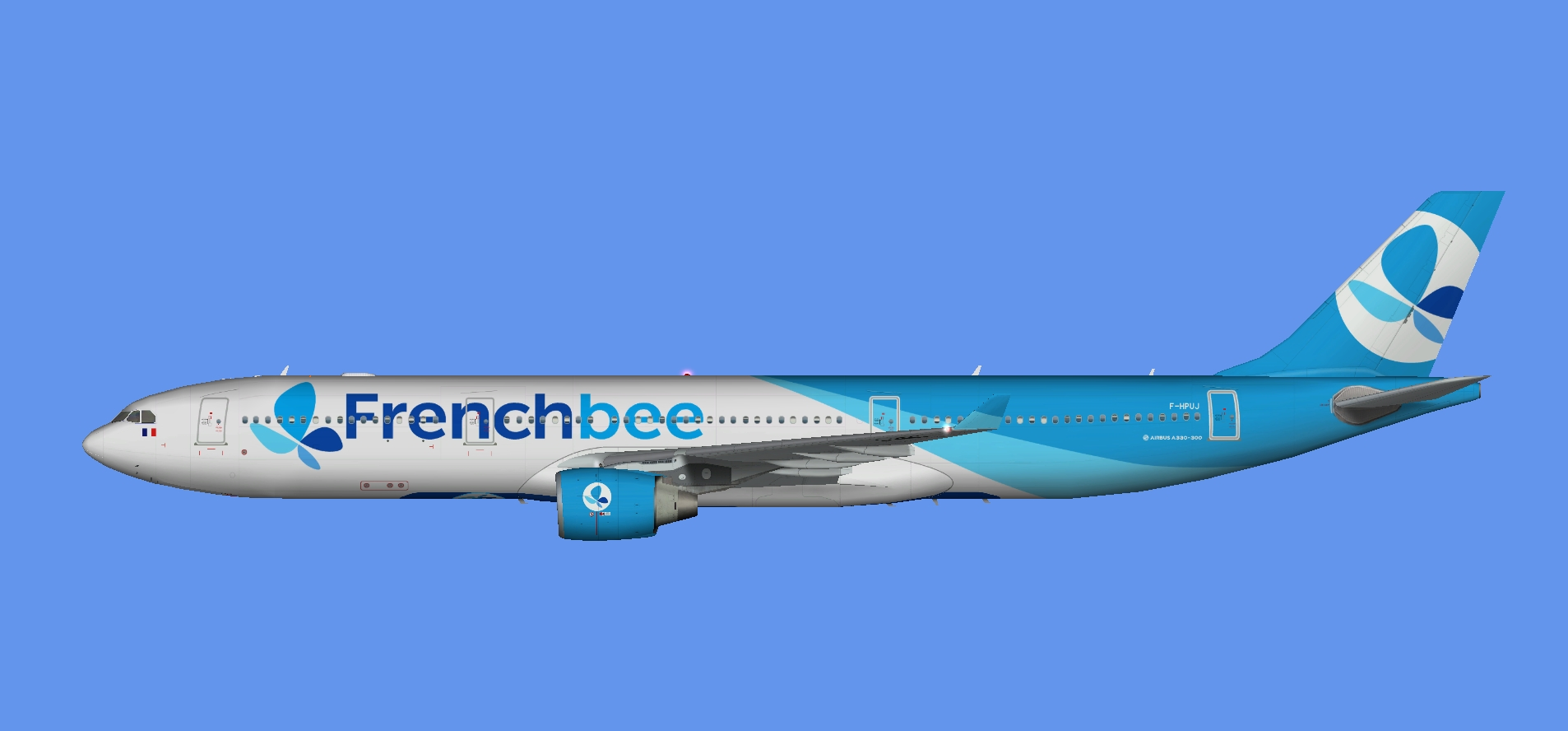 French Bee A330-300 (FSP)