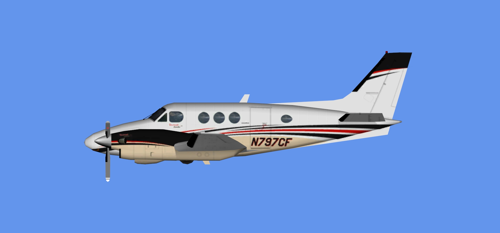 Landmark Aviation Beechcraft C90