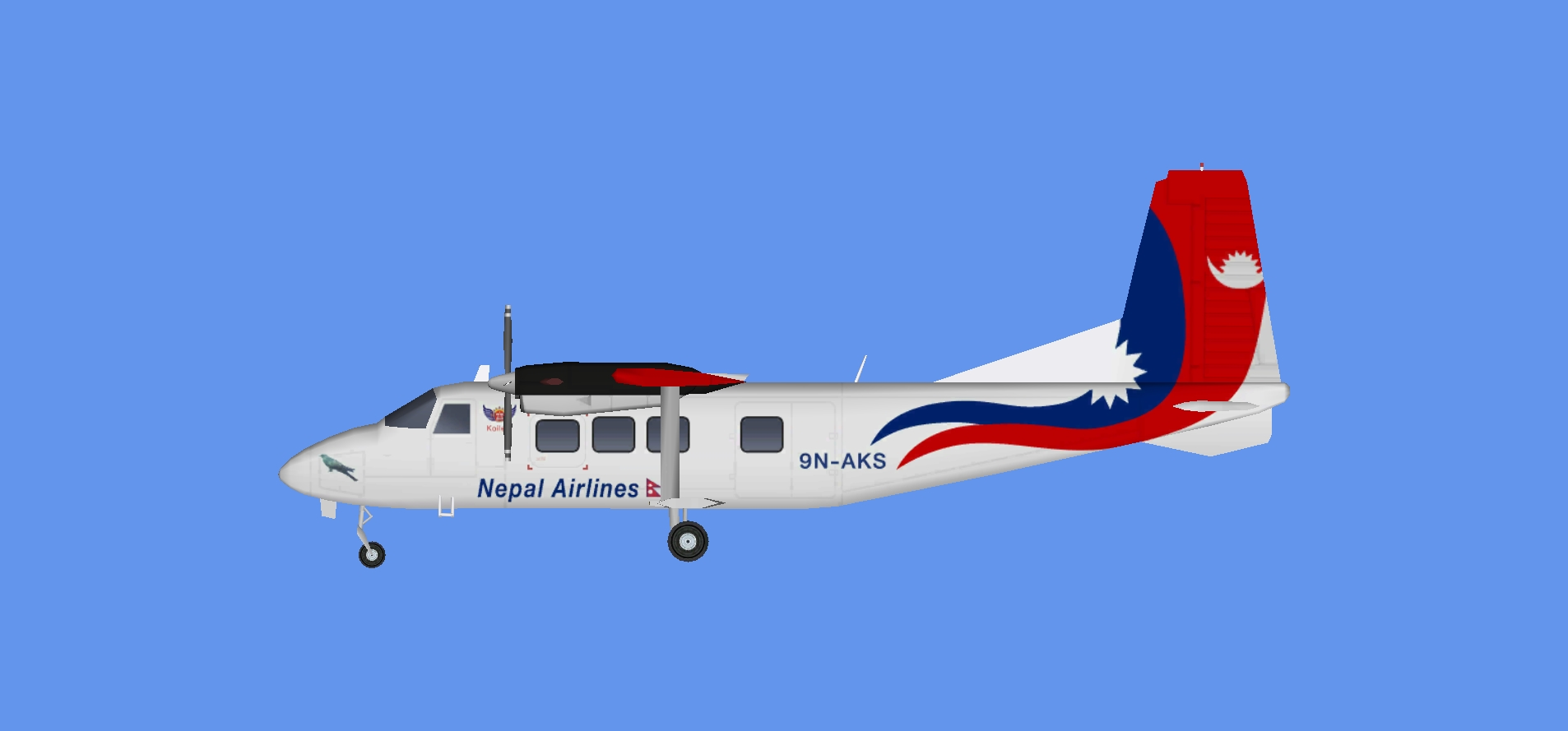 Nepal Airlines Harbin Y-12