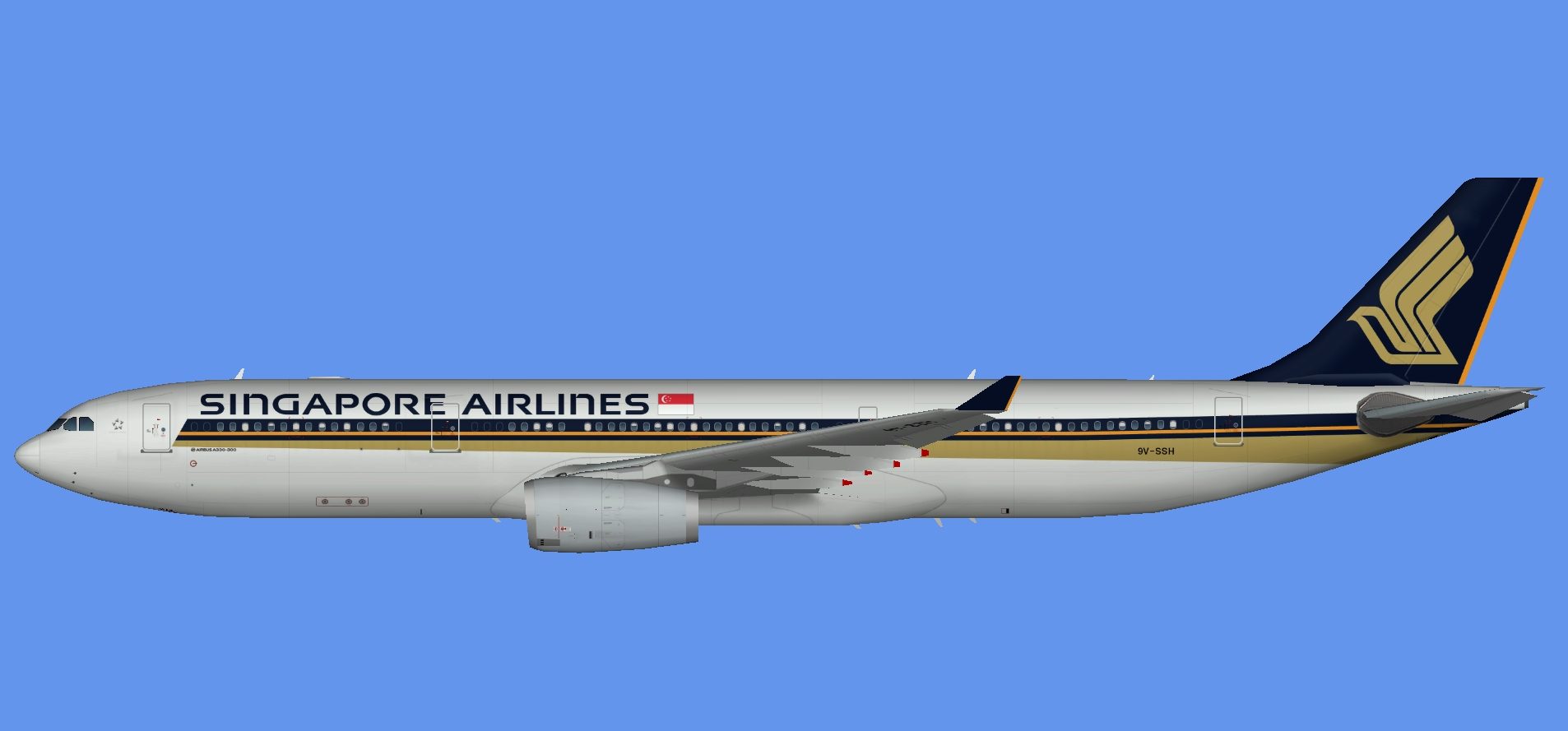 Singapore Airlines - The Flying Carpet Hub