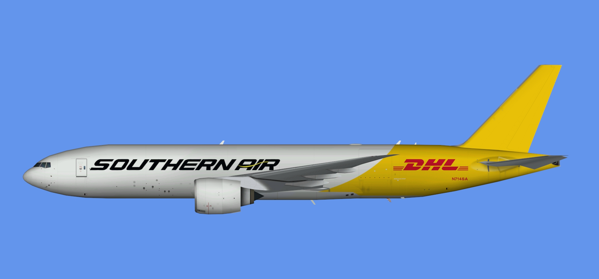 Southern Air Boeing 777F (TFS)