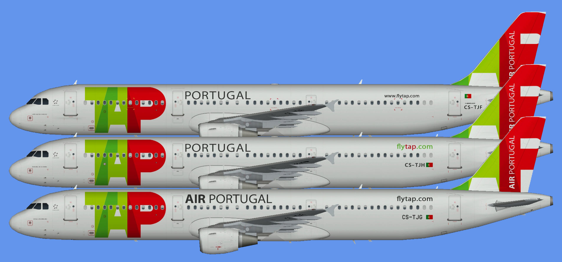 TAP Air Portugal Airbus A321