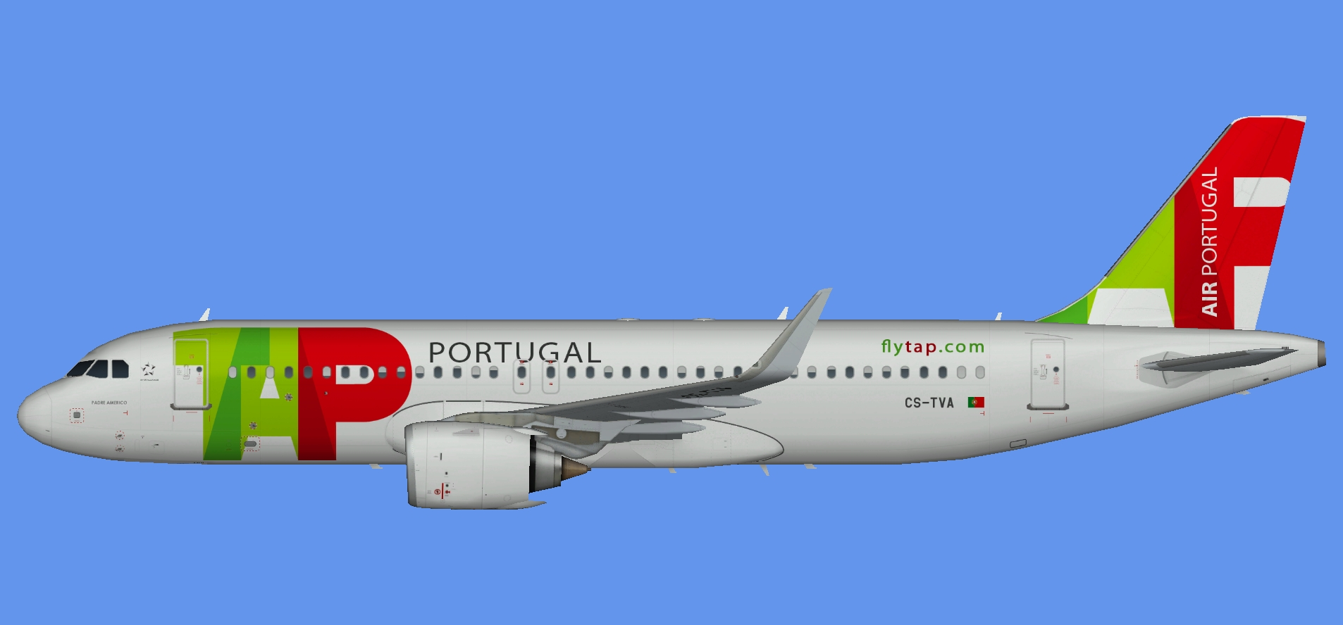 TAP Portugal Airbus A320 neo