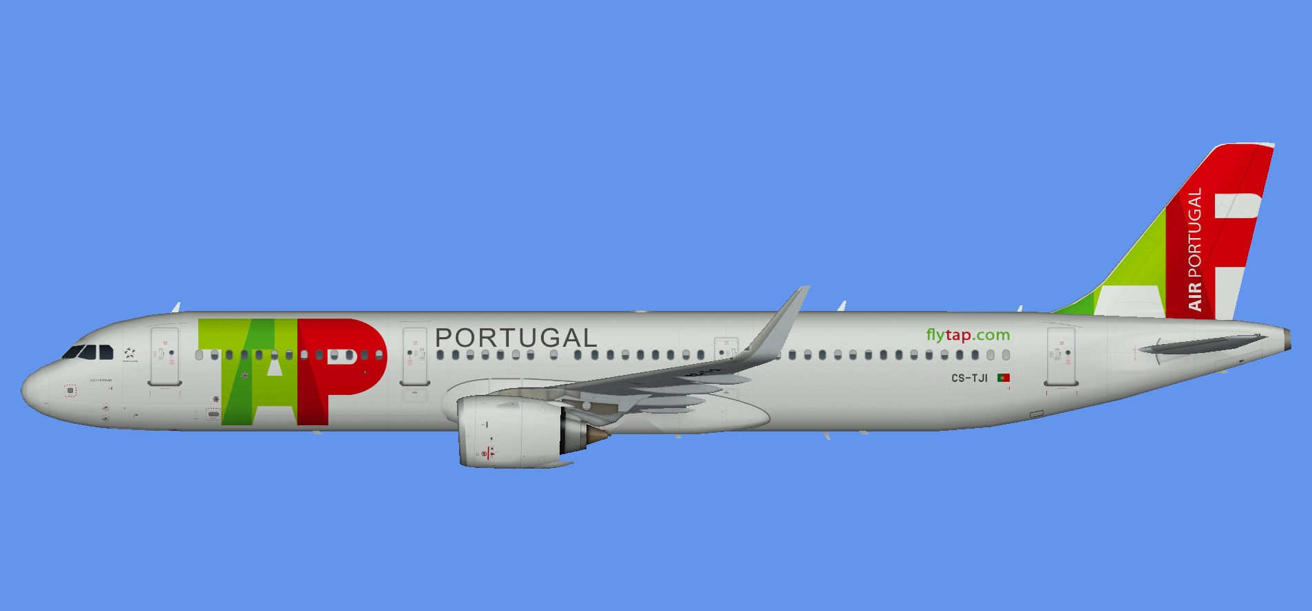 TAP Portugal Airbus A321 neo