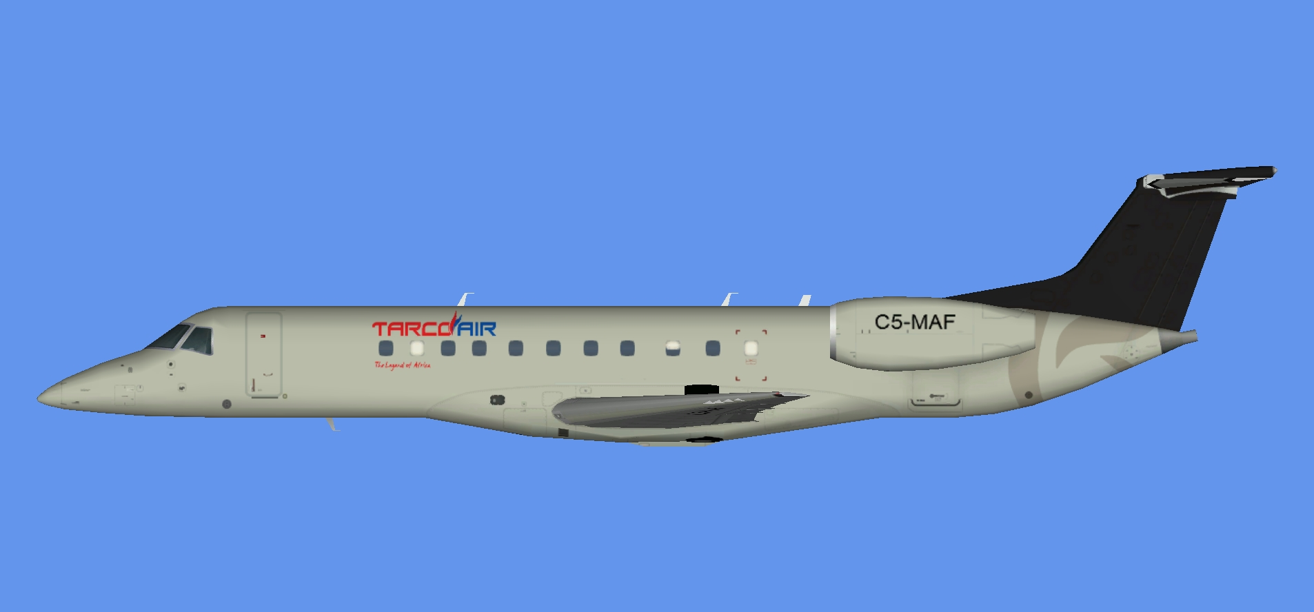 Tarco Air Embraer ERJ-135 (AIM)