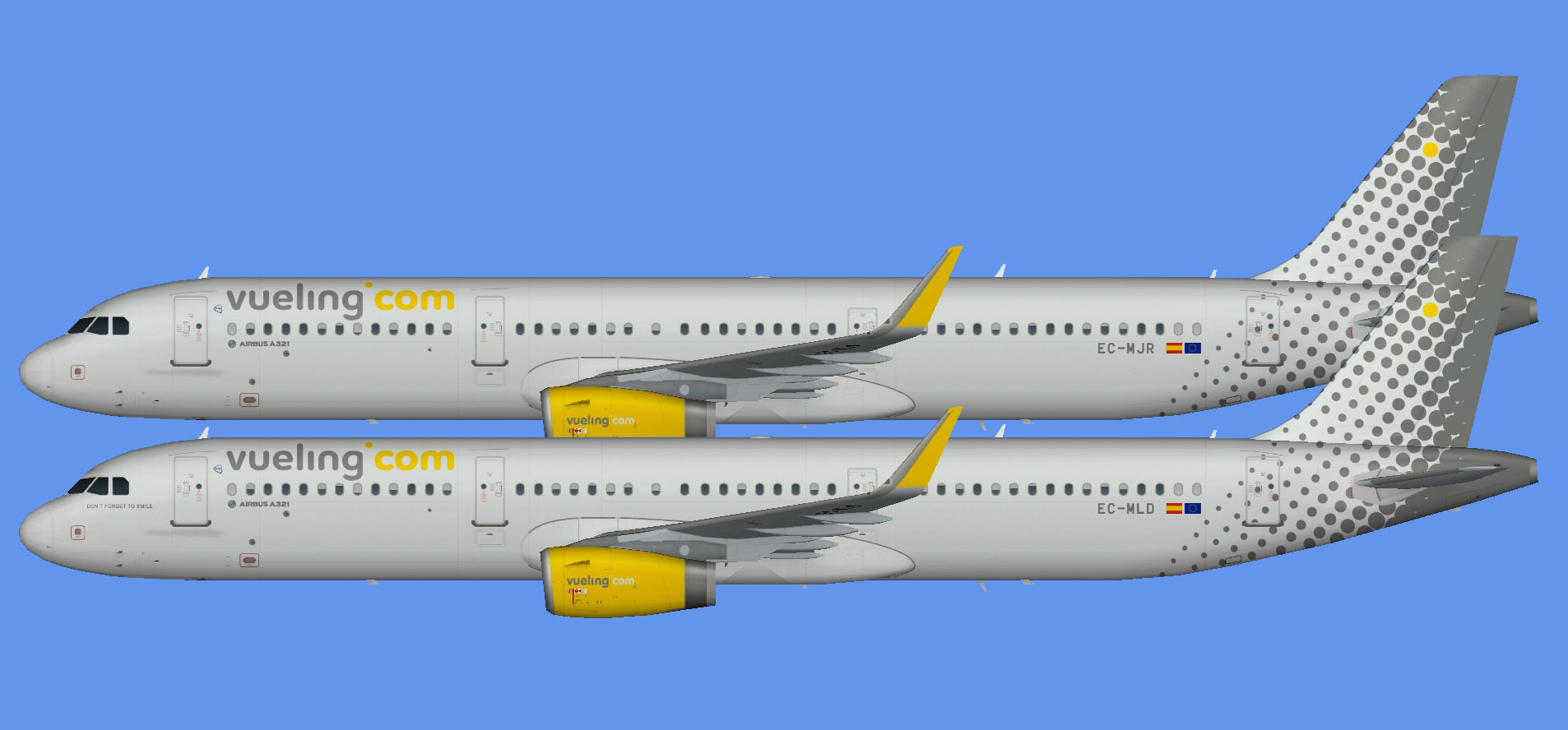 Vueling Airbus A321