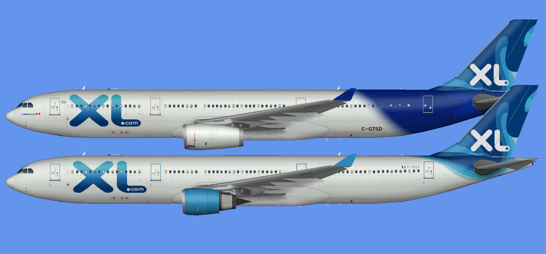 XL Airways France A330-300 (TFS)